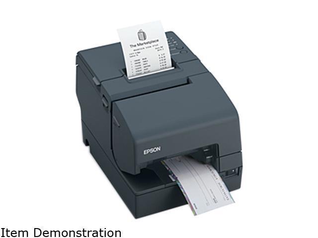 Epson C31CB25A8771 TM-H6000IV Multifunction POS Printer
