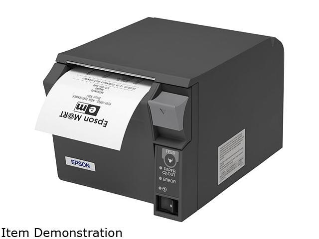 EPSON TM-T70 C31C637A8971 Receipt Printer