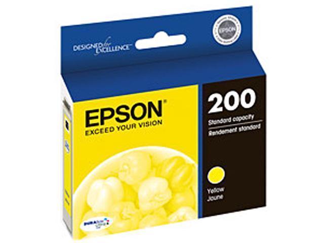 EPSON T200420 Ink Cartridge Yellow