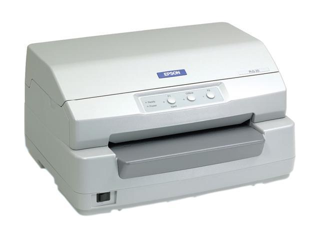 EPSON C11C560111 Impact Dot Matrix up to 480 cps 240 x 360 dpi PLQ-20 Passbook Printer
