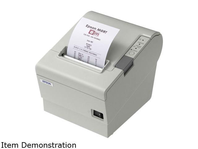 Epson C31C636A6891 TM-T88IV Series Ultra-Fast Thermal Receipt Printer
