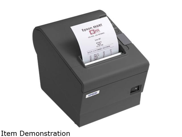 Epson C31C636363 TM-T88IV Liner Free Thermal Receipt Printer