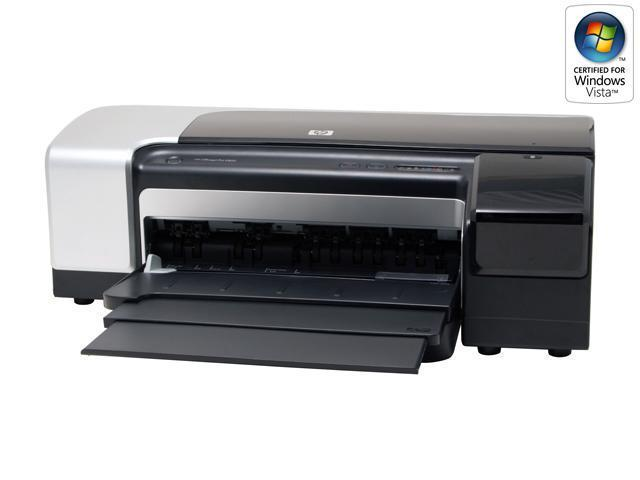 HP Officejet Pro K850 C8177A Up to 24 ppm Black Print Speed 4800 x 1200 dpi Color Print Quality Thermal Inkjet Personal Color Printer