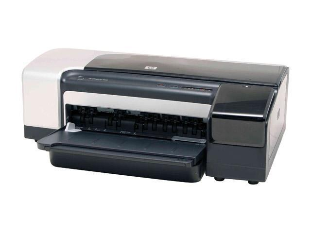 HP Officejet K850dn C8178A Up to 24 ppm Black Print Speed 4800 x 1200-optimized dpi Color Print Quality InkJet Personal Color Printer