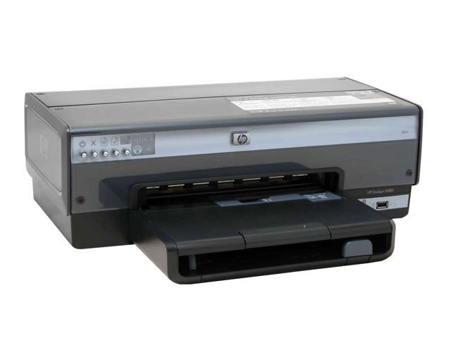HP Deskjet 6980 C8969A Up to 36 ppm Black Print Speed Up to 4800 optimized dpi color and 1200 input dpi Color Print Quality InkJet Workgroup Color Printer