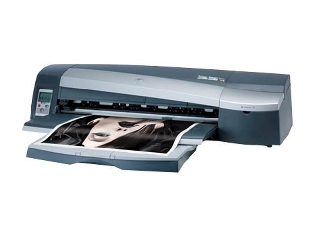 HP Designjet 130 Printer (C7791C)  Up to 2400 x 1200 dpi Color Print Quality InkJet Large Format Color Printer