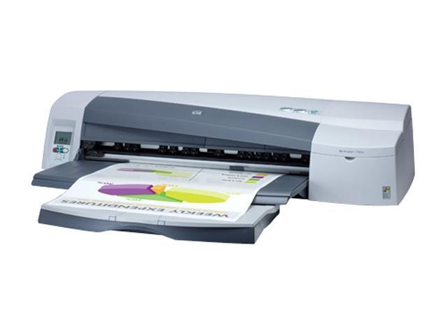HP Designjet 110plus up to 4 min/page Black Print Speed 1200 x 600 dpi Color Print Quality InkJet Large Format Color Printer