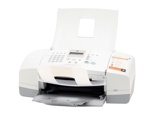 HP Officejet 4315 (Q8081A) 20 ppm Up to 4800 x 1200 optimized dpi color and 1200 input dpi InkJet MFC/All-In-One Color Printer