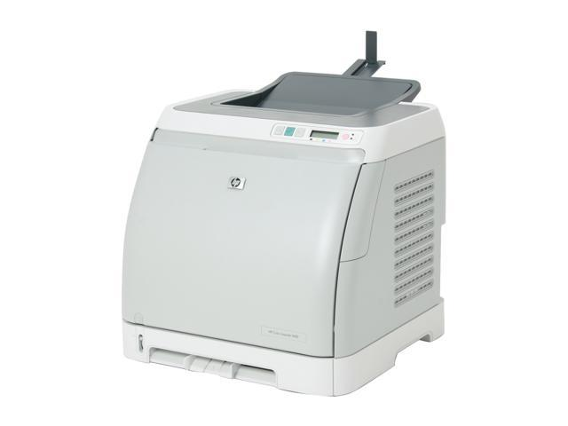 HP Color LaserJet 1600 CB373A Personal Up to 8 ppm 600 x 600 dpi Color Print Quality Color Laser Printer