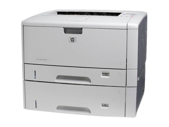 HP LaserJet 5200dtn Personal Up to 35 ppm Monochrome Laser Printer