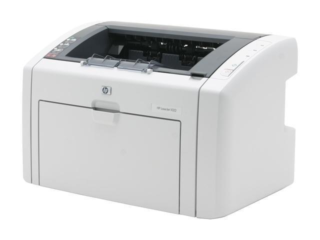 HP LaserJet 1022 Q5912A Personal Monochrome Laser Printer
