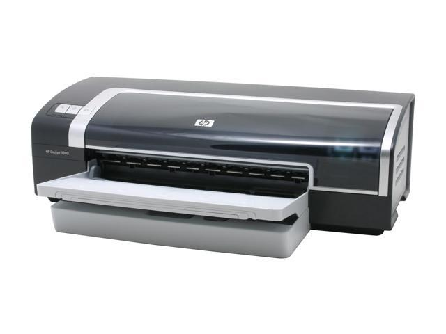 HP Deskjet 9800 C8165A Up to 30 ppm Black Print Speed Up to 4800-optimized dpi color and 1200-input dpi Color Print Quality InkJet Personal Color Printer