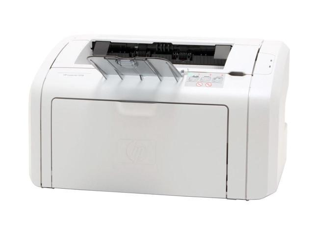 HP LaserJet 1018 CB419A Personal Up to 12 ppm Monochrome Laser Printer