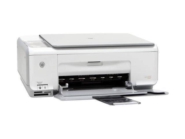 HP Photosmart C3180 Q8160A Up to 22 ppm Black Print Speed Up to 4800 x 1200 optimized dpi color (when printing from a computer and 1200 input dpi) Color Print Quality Thermal Inkjet MFC / All-In-One Color Printer