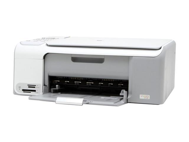 HP Photosmart C4180 Q8110A Up to 30 ppm Black Print Speed 4800 x 1200 dpi Color Print Quality Thermal Inkjet MFC / All-In-One Color Printer