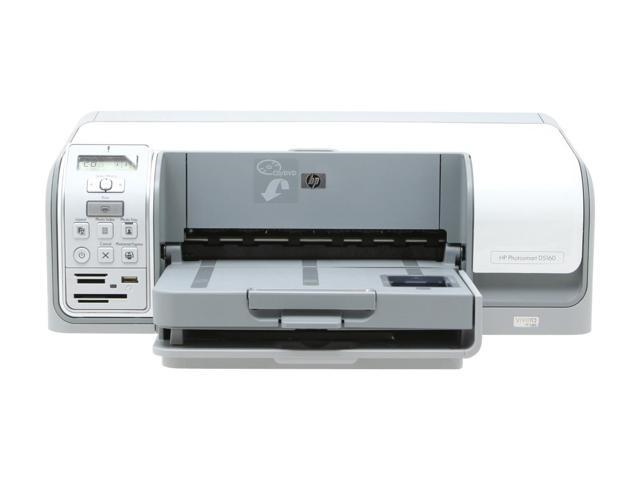 HP Photosmart D5160 Q7091 Up to 31 ppm Black Print Speed Up to 4800 x 1200 dpi Color Print Quality InkJet Personal Color Printer