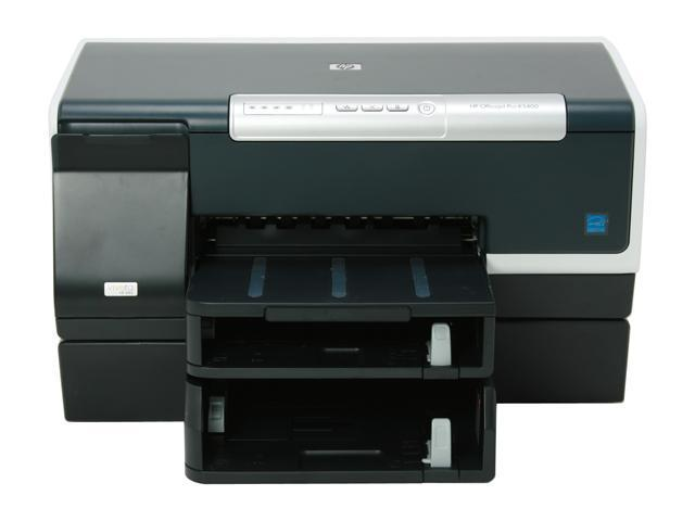 HP Officejet Pro K5400dtn C9277A Up to 36 ppm Black Print Speed 4800 x 1200 dpi Color Print Quality InkJet Personal Color Printer