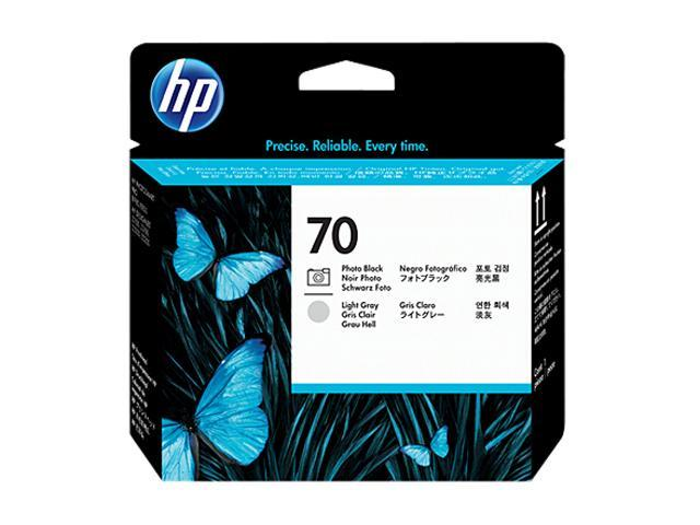 HP 70 (C9407A) 70 Photo Printhead Photo black and light gray