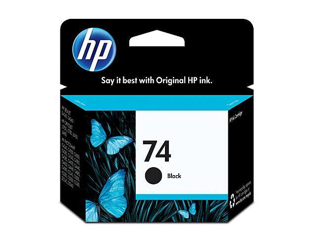 HP CB335WN#140 74 Ink Print Cartridge Black