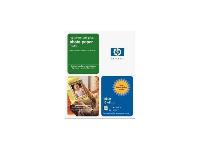 HP Q1993A Premium Matte Photo Paper