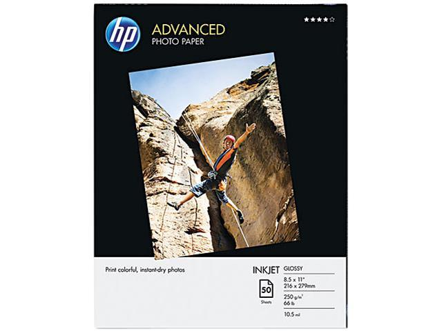 HP Photo Paper Letter - 8.50