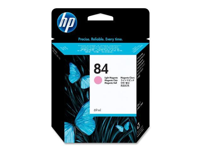 HP 84 Light Magenta Designjet Ink Cartridge(C5018A)