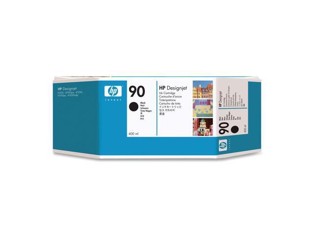 HP 90 400-ml Black Ink Cartridge (C5058A)