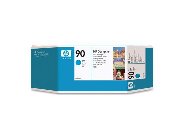 HP 90 Ink Cartridge For HP Designjet 4000/4500 Printer series, Cyan (C5061A)