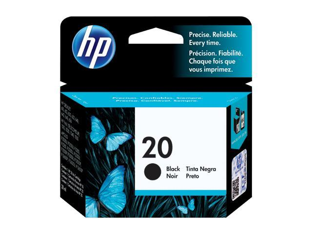 HP C6614D 20 Inkjet Print Cartridge
