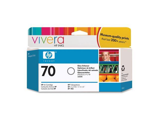 HP 70 Gloss Enhancer Ink Cartridge (C9459A)