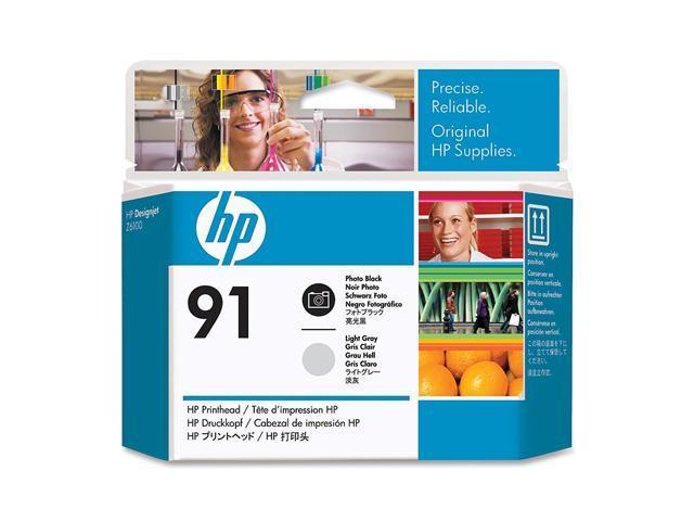 HP 94 (C9463A) Printhead For HP Designjet Z6100 Printer series Photo Black & Light Gray
