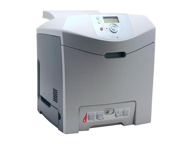 LEXMARK C524n 22B0050 Workgroup Up to 20 ppm 1200 x 1200 dpi 4800 Color Quality (2400 x 600 dpi) Color Print Quality Color Laser Printer