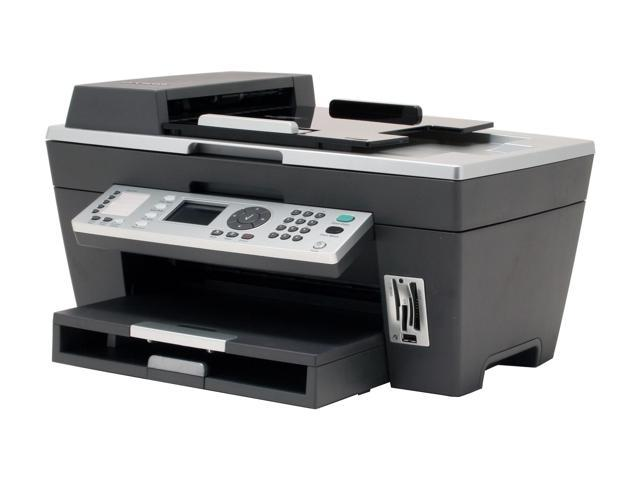 LEXMARK X series X8350 21M0284 Up to 25 ppm Black Print Speed 4800 x 1200 dpi Color Print Quality Thermal Inkjet MFC / All-In-One Color Printer