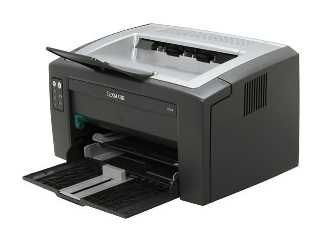 LEXMARK E120n 23S0300 Workgroup Up to 20 ppm Monochrome Laser Printer