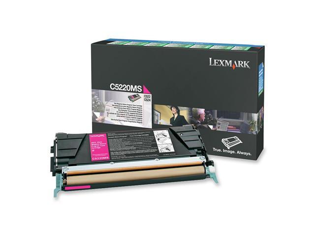 LEXMARK C5220MS Toner Cartridge Magenta