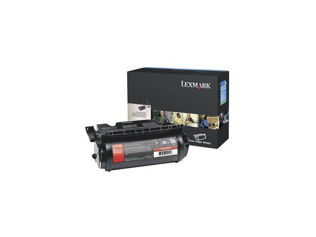 LEXMARK 64435XA Extra High Yield Print Cartridge Black
