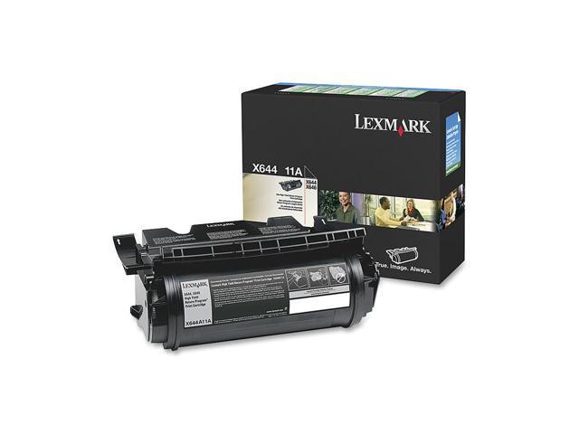 LEXMARK X644A11A Cariridge Black
