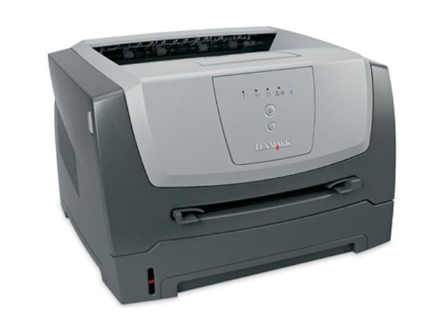 LEXMARK E250dn 33S0300 Workgroup Up to 28 ppm Monochrome Laser Printer