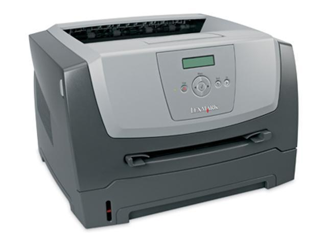 LEXMARK E450dn 33S0700 Workgroup Up to 35 ppm Monochrome Laser Printer, Empty printer cartridge (refill required)