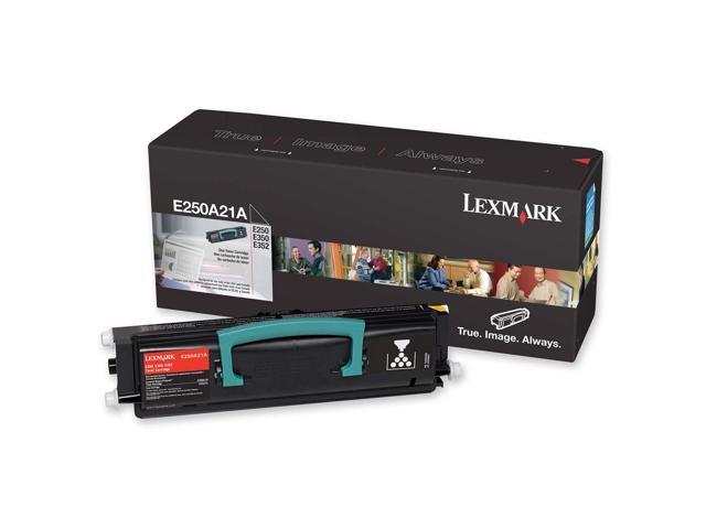 LEXMARK E250A21A Toner Cartridge For E250, E350, E352 Black
