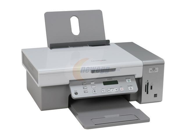 LEXMARK X3550 1410000 24 ppm Black Print Speed Up to 4800 x 1200 dpi Color Print Quality InkJet MFC / All-In-One Color Printer