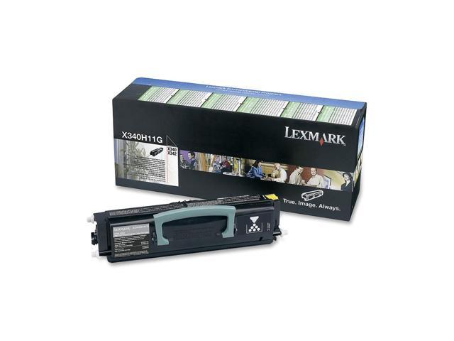 LEXMARK X340H11G Cartridge For X342n Black