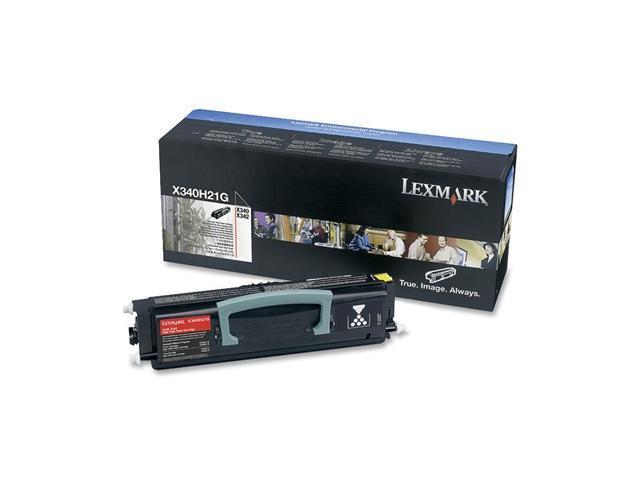 LEXMARK X340H21G Cartridge For X342n Black