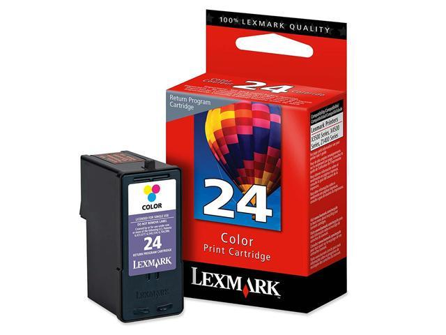 LEXMARK 18C1524 #24 Return Program Print Cartridge Color