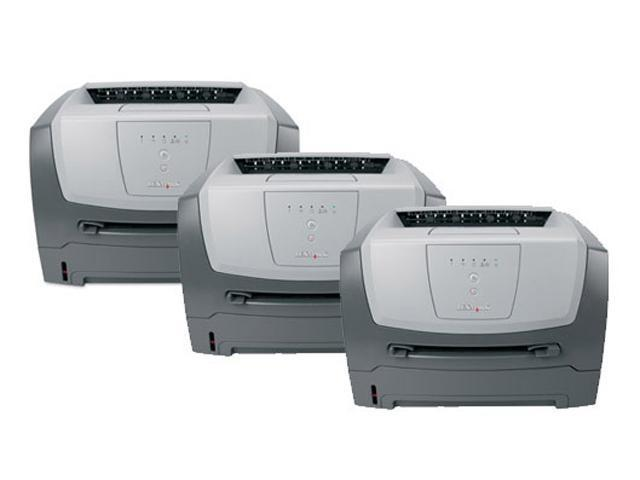 LEXMARK E250dn 33S0300 Workgroup Up to 30 ppm Monochrome Laser Printer