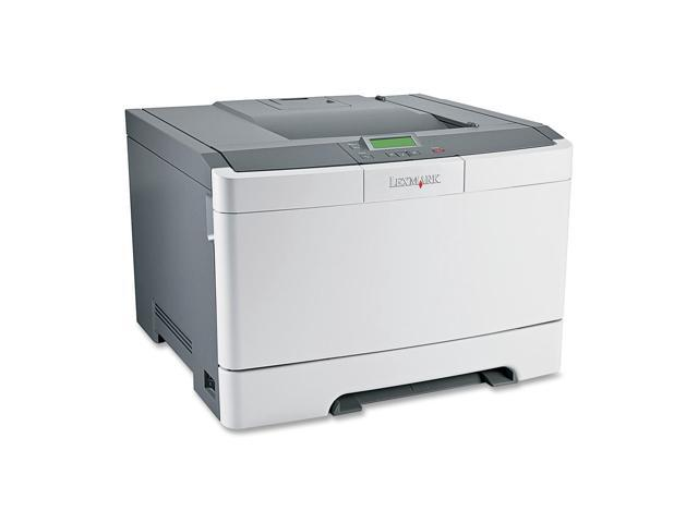Lexmark C Series C540n Workgroup Up to 21 ppm 1200 x 1200 dpi Color Print Quality Color Laser Printer