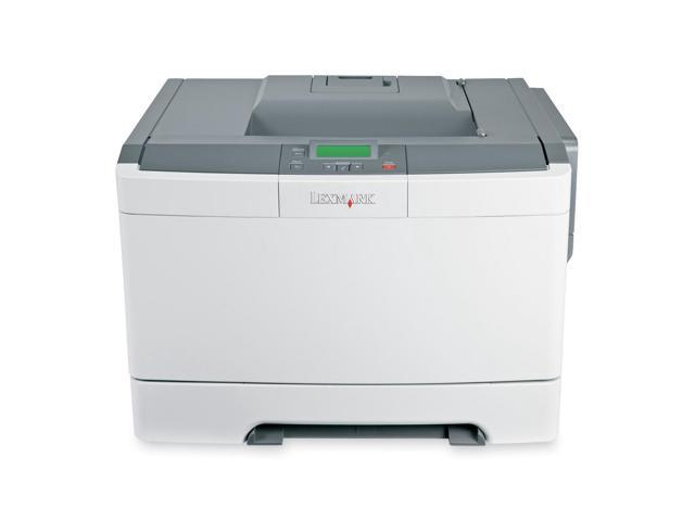 Lexmark C Series C544dw Workgroup Up to 25 ppm 1200 x 1200 dpi Color Print Quality Color Wireless 802.11b/g/n Laser Printer