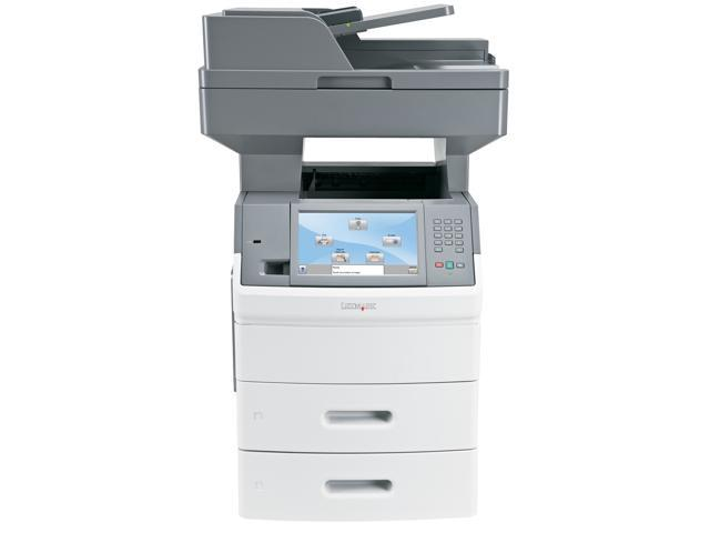 Lexmark X Series X656dte MFP MFC / All-In-One Monochrome Laser Printer