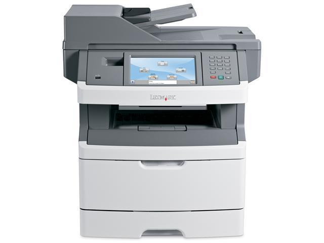 Lexmark X466dwe 13C1104 MFC / All-In-One Up to 40 ppm Monochrome Wireless 802.11b/g/n Laser Printer