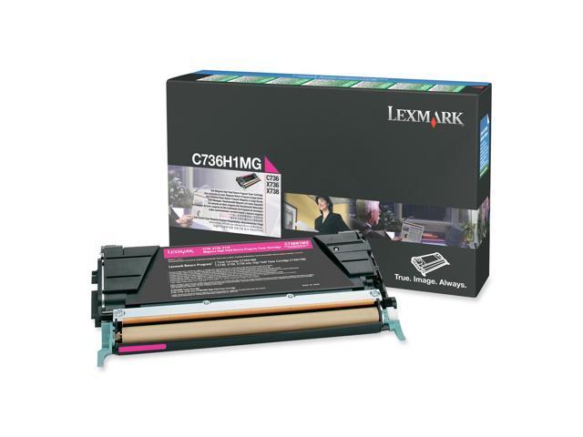 LEXMARK C736H1MG Cartridge Magenta